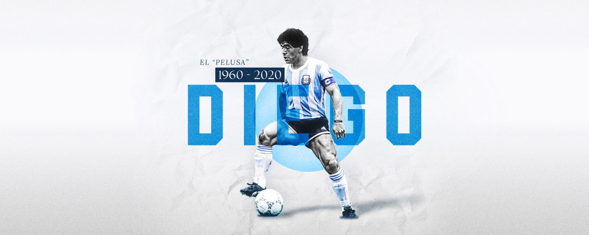 Maradona Cumple 60 Años La Mano De Dios As Argentina