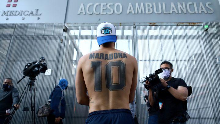 Sigue en vivo las últimas noticias sobre el estado de salud de Diego Armando Maradona, que tendrá que ser operado de urgencia hoy en Buenos Aires por un hematoma subdural