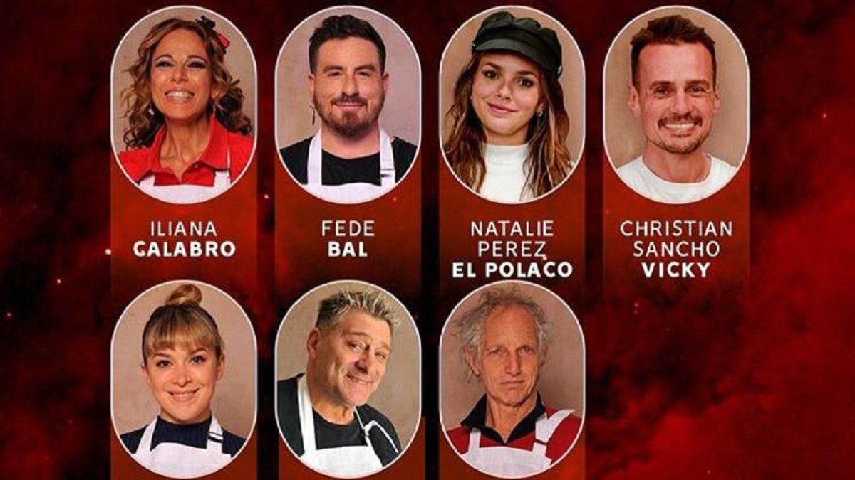Masterchef Celebrity Argentina Quien Fue El Quinto Eliminado Y Quienes Siguen En Competencia As Argentina