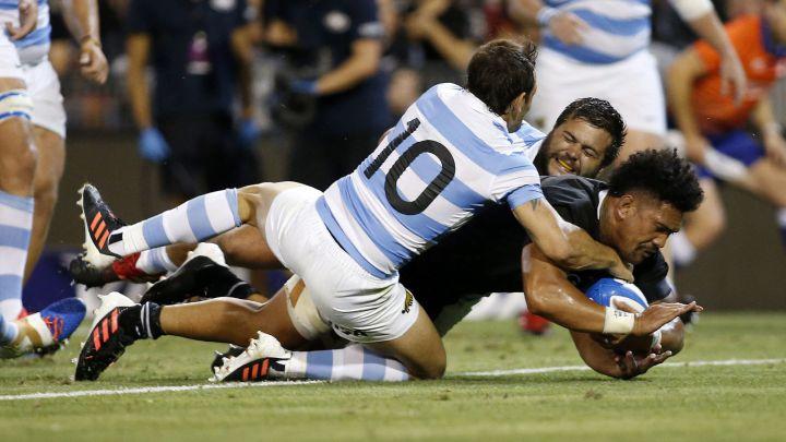 Los Pumas 0 - 38 All Blacks: resumen, mejores jugadas y resultado - AS Argentina