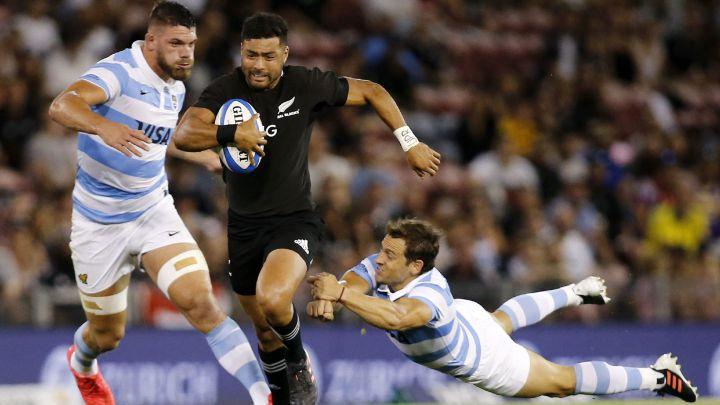 Los All Blacks se tomaron revancha: paliza a Los Pumas