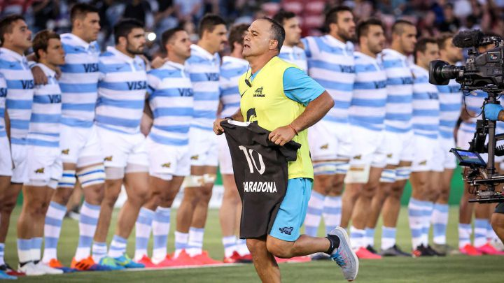 Masivo repudio a Los Pumas por no homenajear a Maradona ante los All Blacks