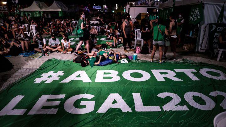 Ley de Aborto en Argentina, en vivo: aborto legal aprobado, votaciones,  reacciones y marchas - AS Argentina