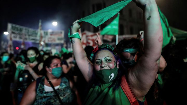 aborto legal pañuelo verde