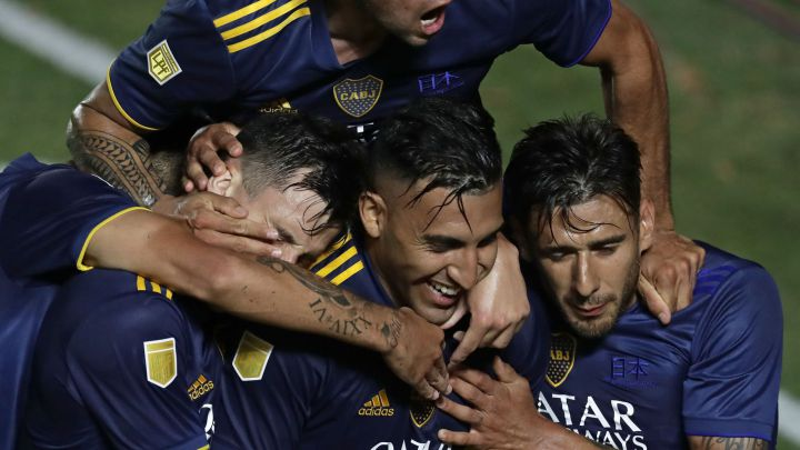 Argentinos 2-2 Boca: resumen, goles y resultado de la Copa Diego Maradona -  AS Argentina