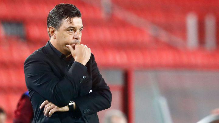 """Marcelo Gallardo: """"No cambiaremos la forma de jugar"""" - AS Argentina"""