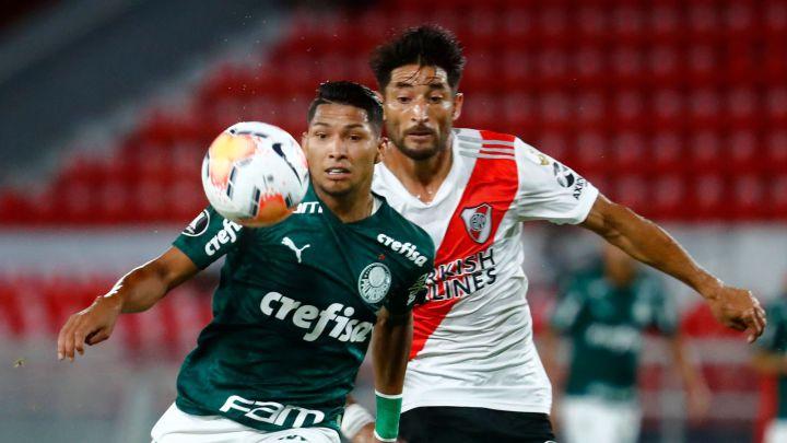 Palmeiras - River Palmeiras - River: TV, horario y cómo ver online hoy la  Copa Libertadores - AS Argentina