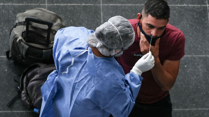 Argentina supera las 45.000 muertes por coronavirus - AS Argentina