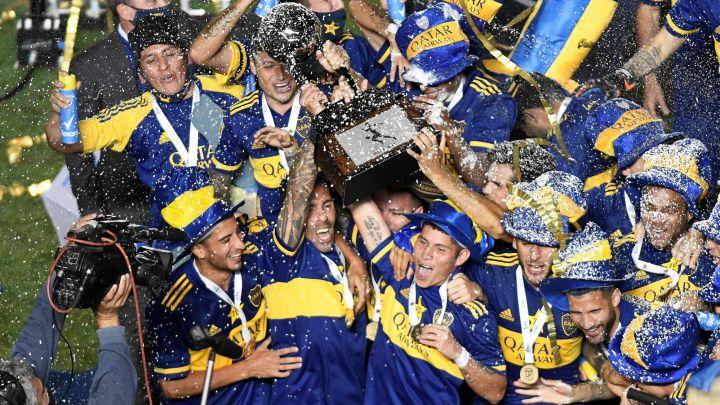 ¡Boca campeón de la Copa Diego Maradona por penales!