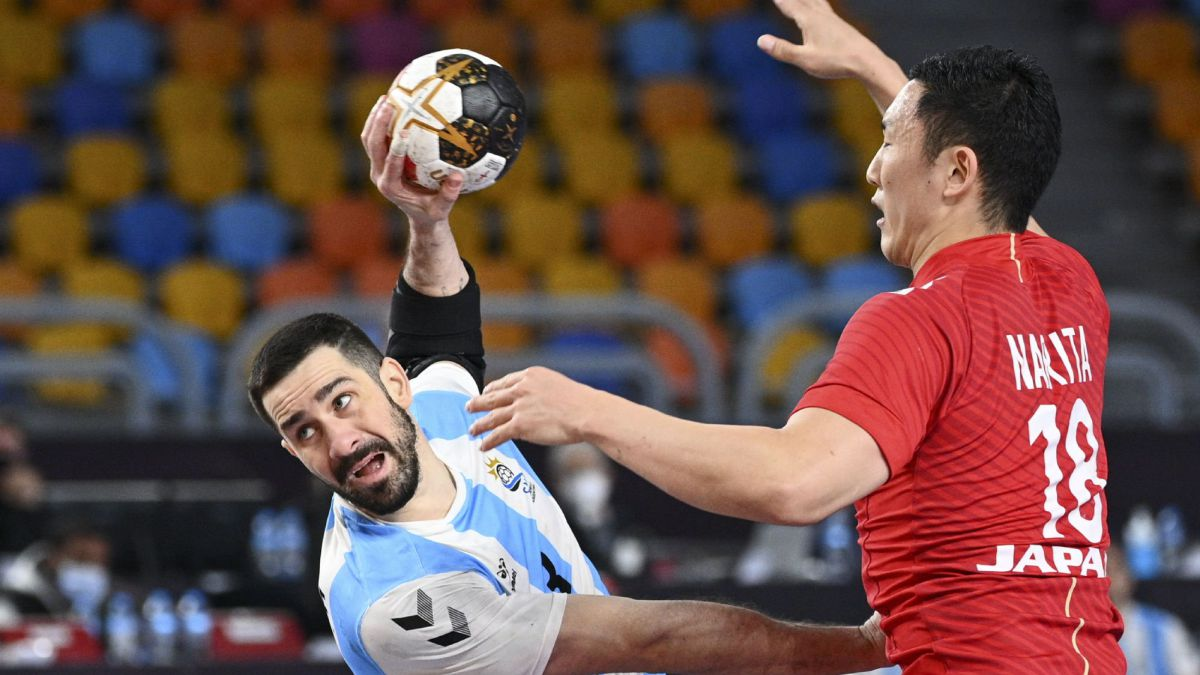 Argentina defeated Japan and dreams of the Quarterfinals