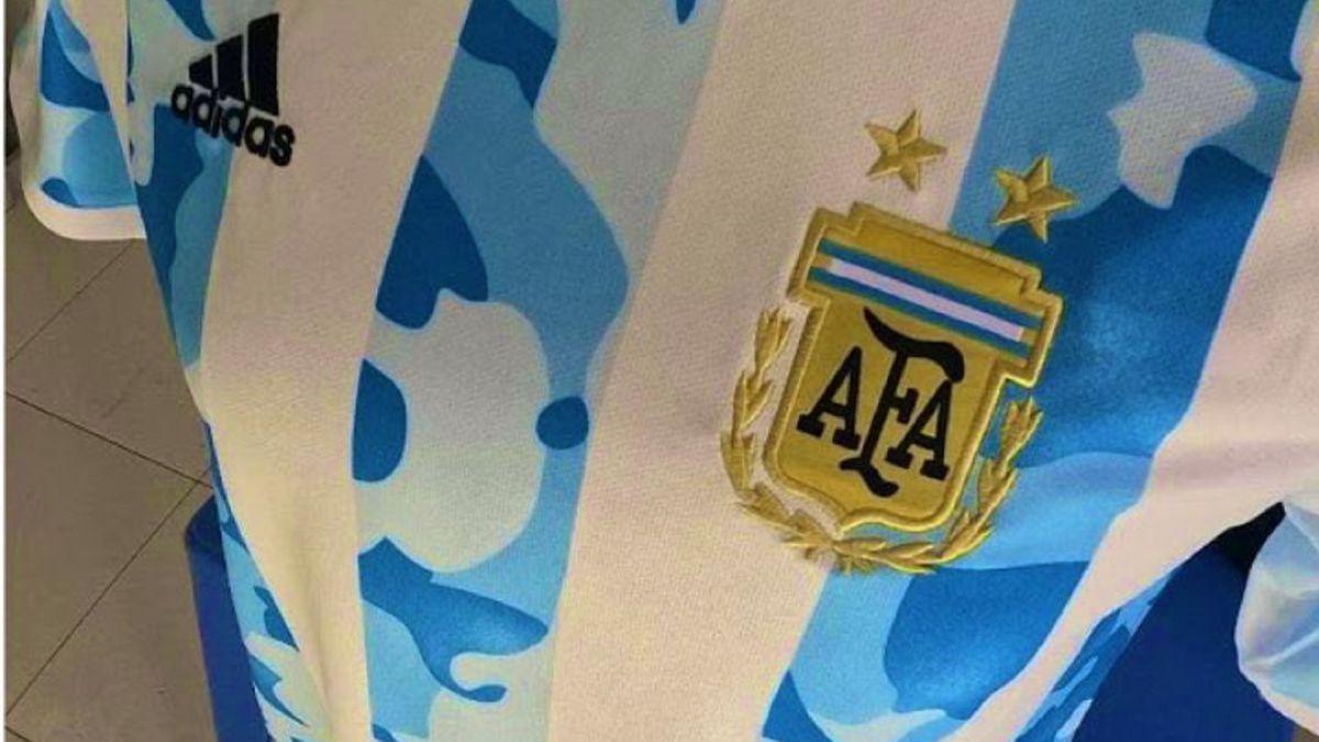 Escándalo Con La Nueva Camiseta De Argentina Horrible As Argentina