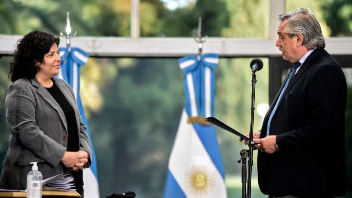 Quién es Carla Vizzotti, la nueva ministra de Salud tras la marcha de Ginés  González García? - AS Argentina