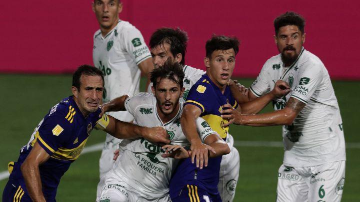 Boca 1-1 Sarmiento: resumen, goles y resultado - AS Argentina