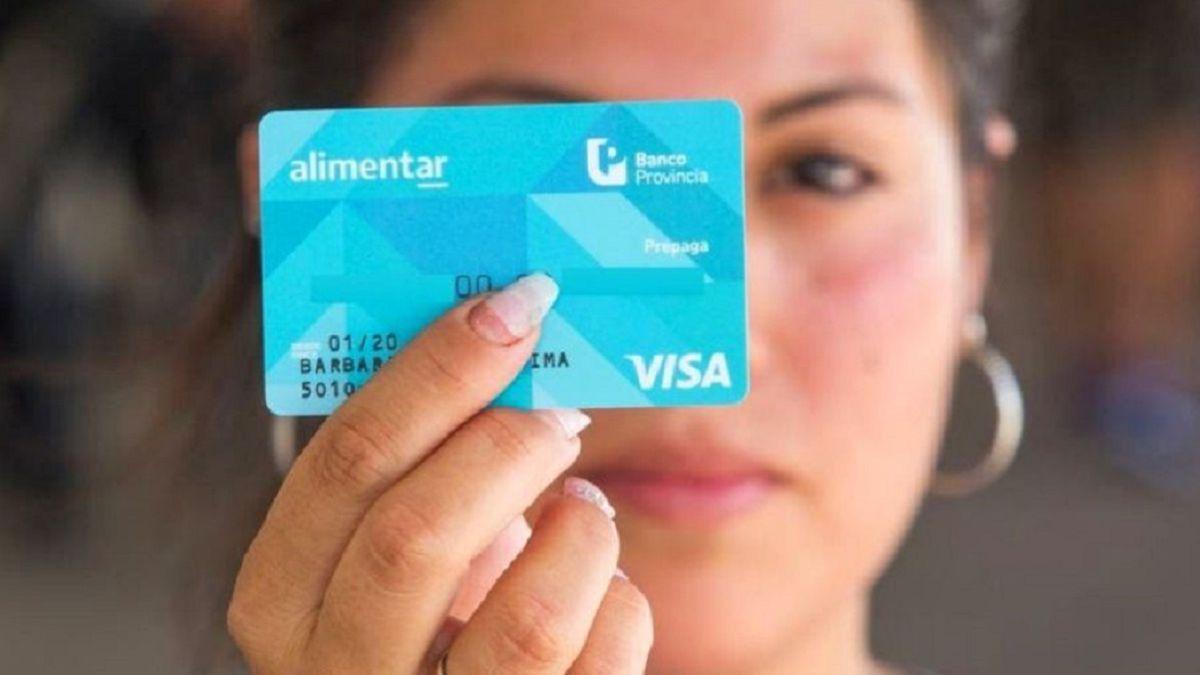 Aumento en la Tarjeta Alimentar: cuánto será, cuándo llegará y cómo  solicitarlo - AS Argentina