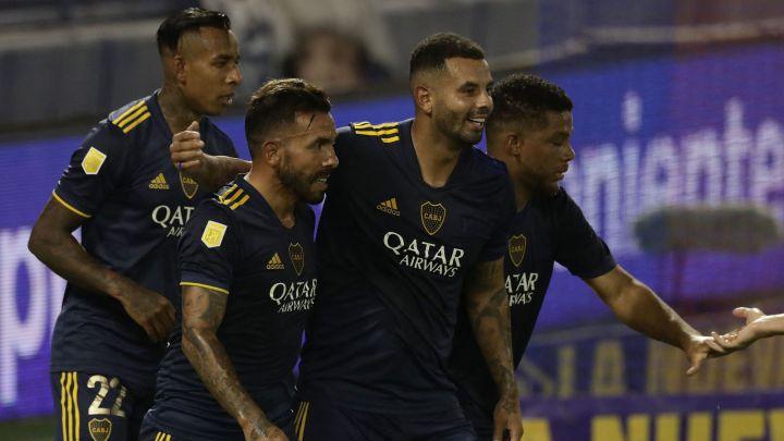Boca aplastó a Vélez - AS Argentina