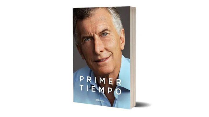 """Primer tiempo"""", el libro de Mauricio Macri: precio y cuándo sale a la venta  - AS Argentina"""