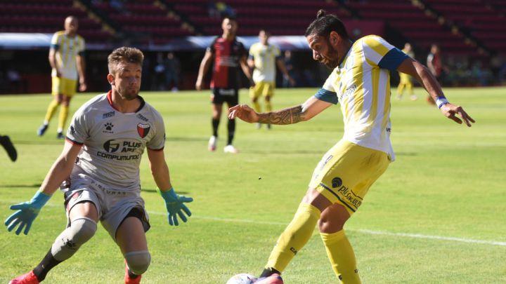 Colón - Rosario Central en vivo: Copa Liga Profesional, en directo hoy