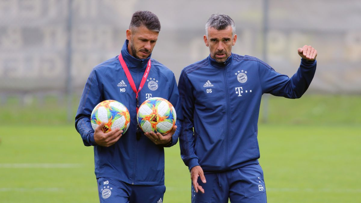 Demichelis will be the coach of Bayern's second team
