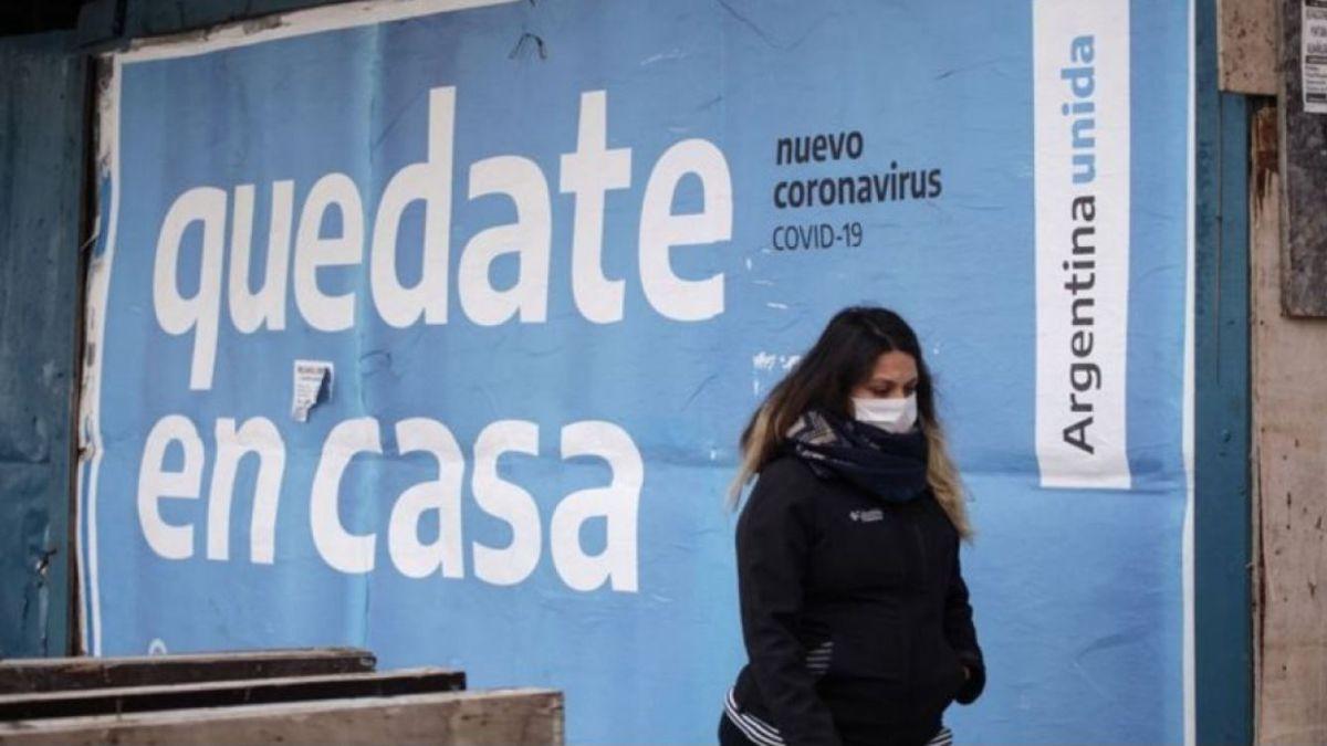 El Gobierno nacional anuncia hoy la prórroga de restricciones por la pandemia