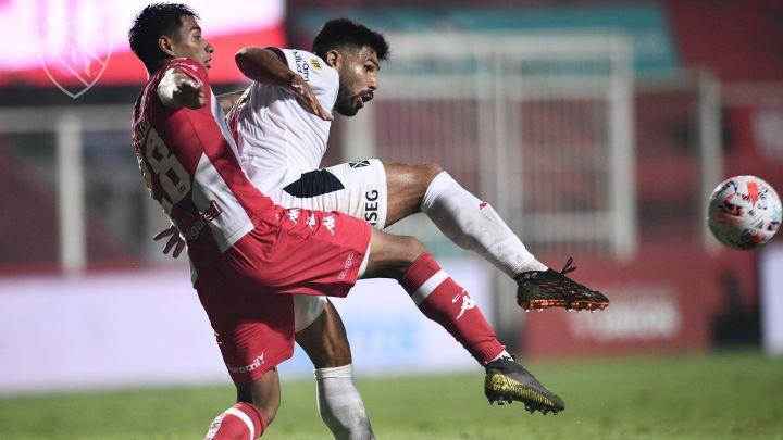 Unión e Independiente aburrieron y empataron sin goles - AS Argentina