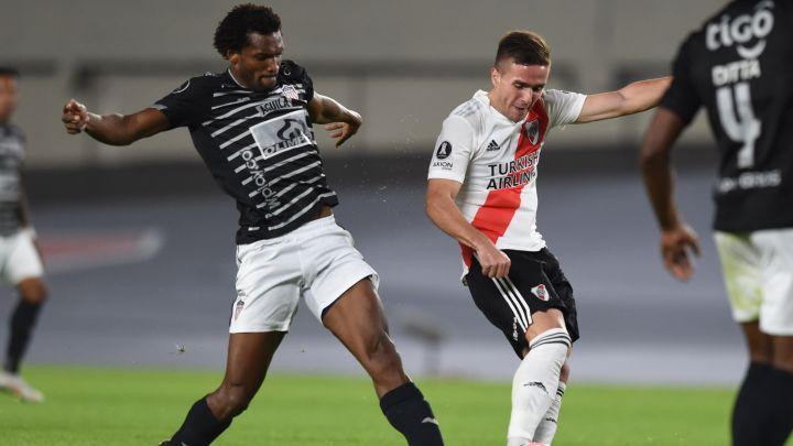 River 2-1 Junior: goles, resumen y resultado - AS Argentina