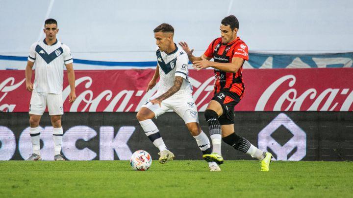 Vélez 1-0 Patronato: goles, resumen y resultado - AS Argentina