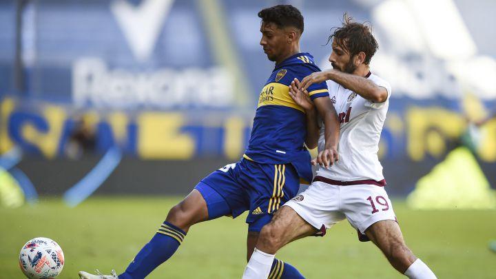 Boca 1-0 Lanús: resumen, goles y resultado en la Copa Liga Profesional - AS  Argentina