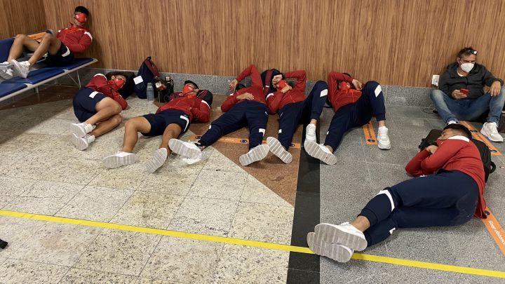 Problemas de Independiente en Brasil: retenidos y suspensión - AS Argentina