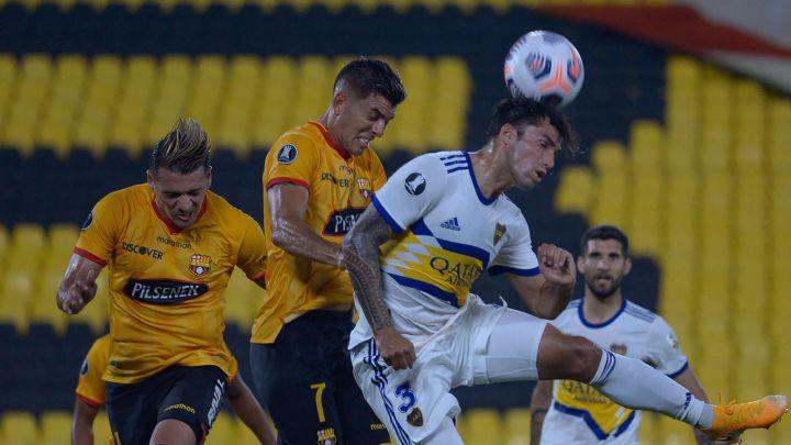 Barcelona 0-1 Boca: resumen, goles y resultado de Copa Libertadores - AS Argentina