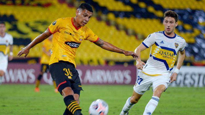 Boca tropezó en Ecuador - AS Argentina