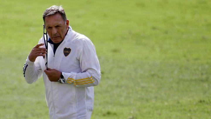 Sin Campuzano, Boca viajó a Brasil para visitar al Santos - AS Argentina