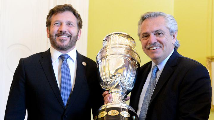 La Copa América 2021 se jugaría íntegra en Argentina - AS Argentina