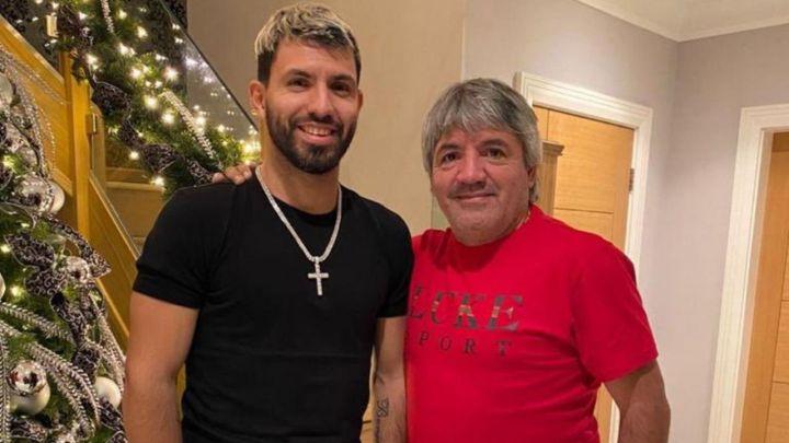 El padre de Agüero y la dura declaración sobre Guardiola - AS Argentina