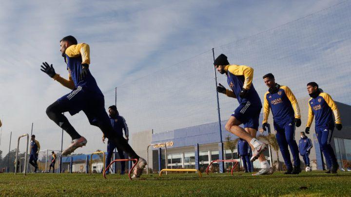 Boca, entre la Copa América y la serie vs. Mineiro