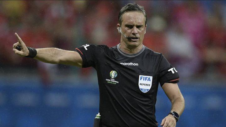 Así es Patricio Loustau, el árbitro del Boca-River de Copa Argentina: cómo le fue en los Superclásicos - AS Argentina