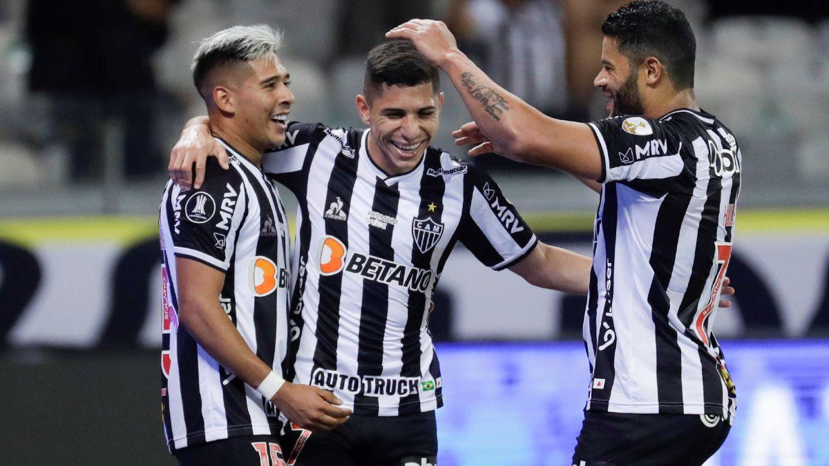At. Mineiro 3-0 River: goles, resumen y resultado - AS Argentina
