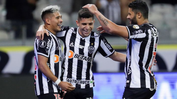 Seguí el partido, en vivo y en directo, del Atlético Mineiro vs River Plate correspondiente a los cuartos de final de la Copa Libertadores, en As.com