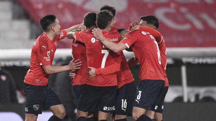 Independiente 3-0 Colón: resumen, goles y resultado - AS Argentina