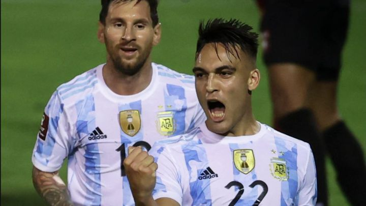 Venezuela 1-3 Argentina: resumen, goles y resultado - AS Argentina