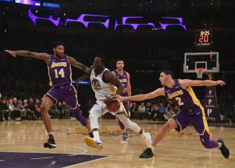 Los Lakers declaran el estado de optimismo