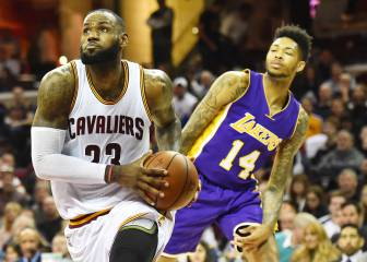LeBron James, la cumbre del trabajo de Magic y Pelinka