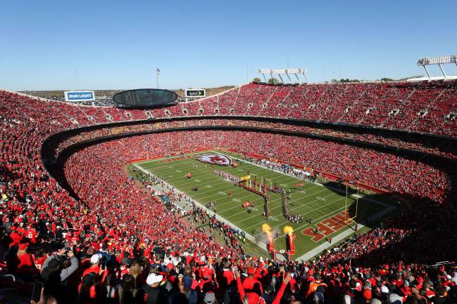 Arrowhead de Kansas City