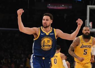 Klay Thompson = no fallar