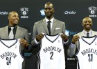 Pierce, Garnett y Terry ya son Nets: