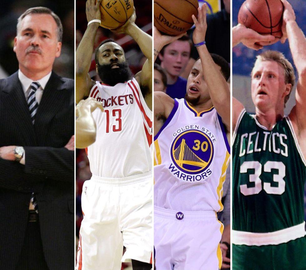 Rockets Vs Warriors En Vivo: Hacia Los 1.000 Triples: La Gran Revolución De La
