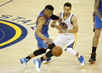 Curry responde a Westbrook: