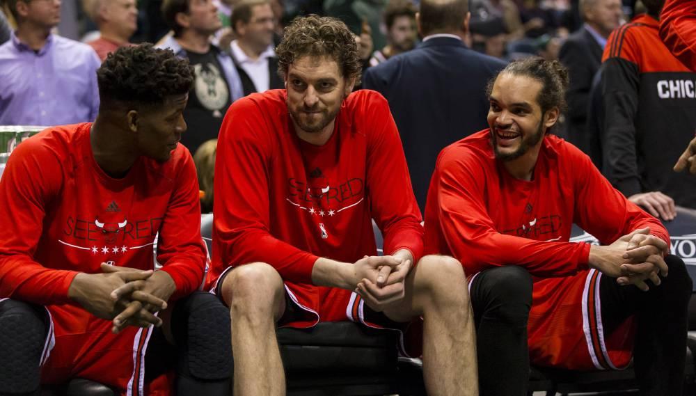 NBA | Los Chicago Bulls de Pau Gasol: cerrados por derribo - AS.com