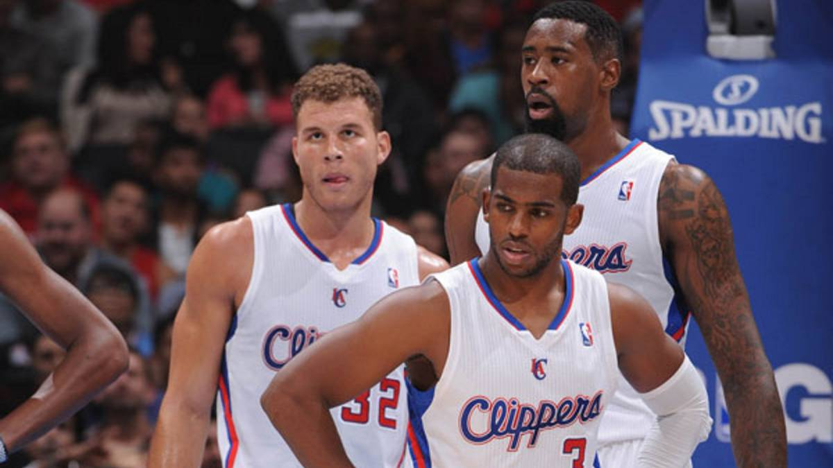 Chris Paul, Griffin y DeAndre buscan romper el maleficio