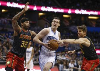Los Magic buscan un anotador; Hezonja, ¿en el mercado?