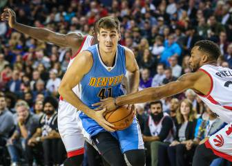 Los Denver Nuggets recuperan a Juancho de la D-League
